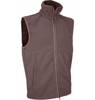 Jack Pyke Countryman Fleece Gilet (Brown)