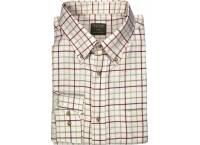 Jack Pyke Countryman Check Shirt (Burgundy)