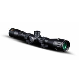 Konus Pro 3-9 x 32 Rifle Scope With Rings