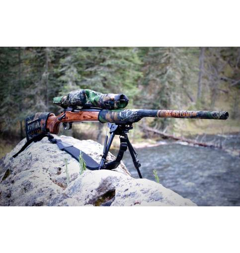 Beartooth Rifle Scope Mitt in Realtree XTRA Camo Scope Cover Hunting /& Shooting