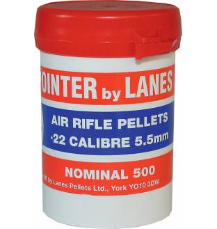 Pointer By Lanes Air Rifle Pellets
