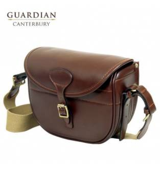 Guardian Canterbury Leather Cartridge Bag