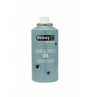 Abbey Gun & Rifle Oil (150ml Aerosol)