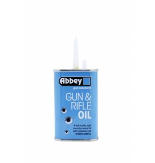 Abbey Gun & Rifle Oil (125ml Tin)