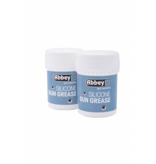 Abbey Silicone Gun Grease 20ml pot