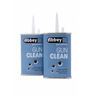 Abbey Gun Clean (125ml Tin)
