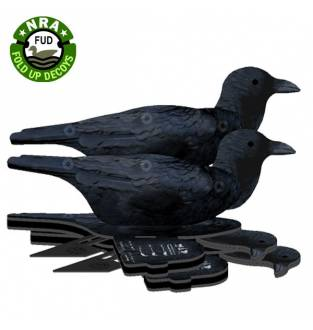 NRA FUD Crow Decoy (6 pack)