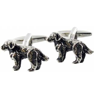 Sarome Retriever Cuff Links