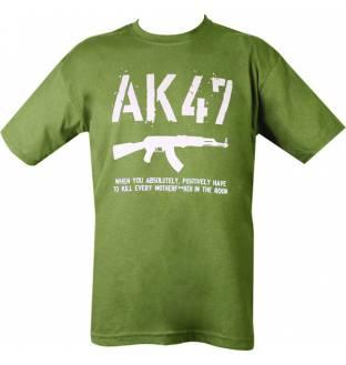 Kombat Tactical AK-47 T-Shirt