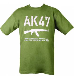 Kombat Tactical AK-47 T-Shirt
