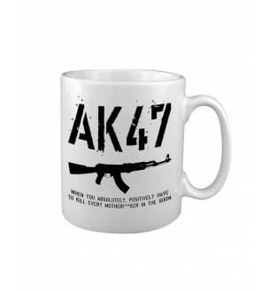 Kombat Tactical AK-47 Mug