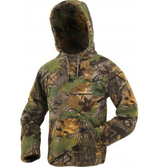 Jack Pyke Fieldman Fleece Hoodie (English Oak Evolution)