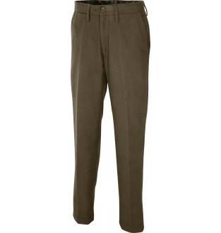 Jack Pyke Moleskin Trousers in Brown
