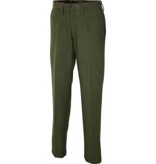 Jack Pyke Moleskin Trousers in Green