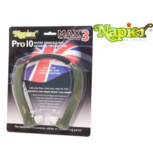 Napier Pro 10 Hearing Protector