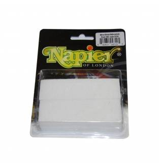 Napier Ultraclean Rifle Patch Pack 100