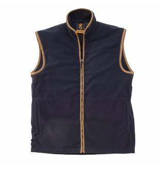 Browning Windsor Fleece Gilet (Navy)