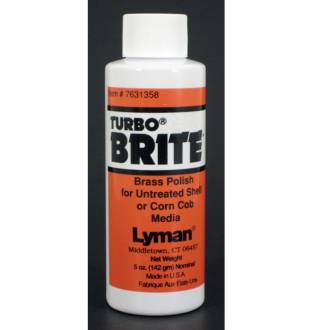 Lyman Turbo Brite Brass Polish
