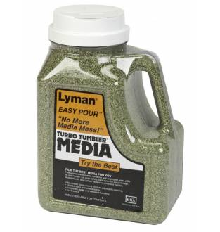 Lyman Turbo® Case Cleaning Media 6LB (Treated Corn Cob)