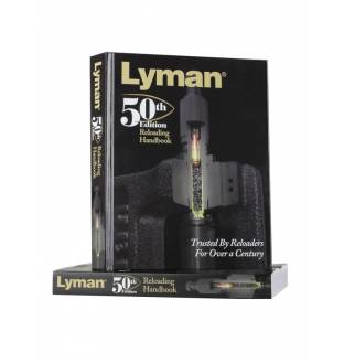 Lyman 50th Edition Reloading Data Handbook