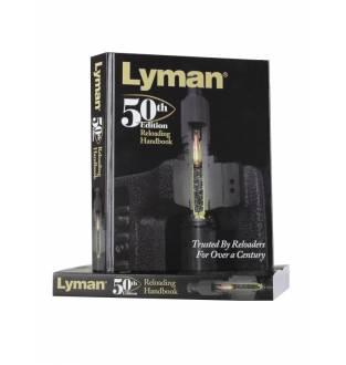 Lyman 50th Edition Reloading Data Handbook