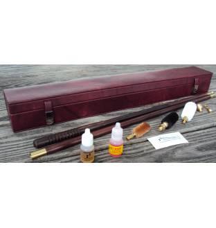 Pro-Shot gold edition Rose Wood shotgun Cleaning kit