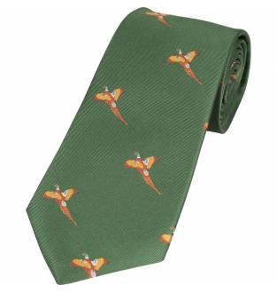 Jack Pyke Pheasant Tie (Green)