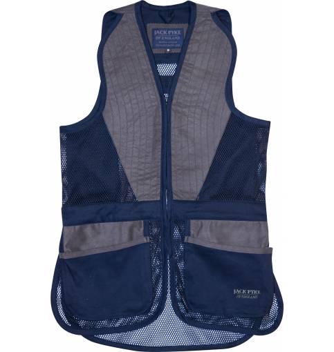 Jack Pyke Sporting Skeet Vest (Navy)