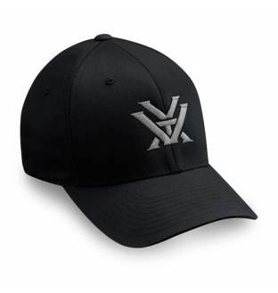 Vortex Grey Logo Flex Hat