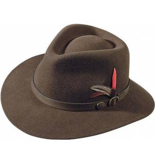 Club Interchasse Trilby Hat (Harry)