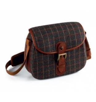 Riserva Tweed Cartridge Bag