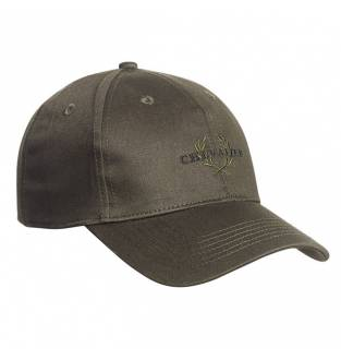 Chevalier Camden Cotton Cap Green
