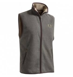 Chevalier Mainstone Fleece Waistcoat Grey
