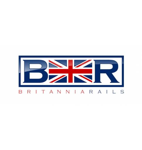 Britannia Rails CZ457 11mm Dovetail Standard Rail Aluminium