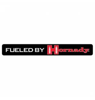 "Hornady ""Fueled by Hornady"" Sticker"