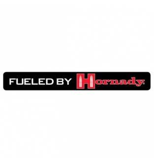 "Hornady ""Fueled by Hornady"" Sticker"