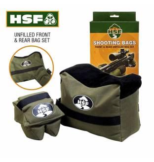 HSF Unfilled Shooting Bag Set