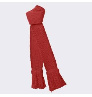 Pennine Premium Wool Garter - Ruby