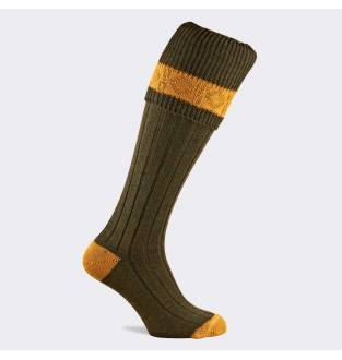 Pennine Byron Greenacre Sock