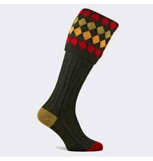 Pennine Kendal Luxe Hunter Sock