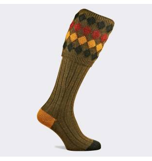 Pennine Kendal Luxe Old Sage Sock