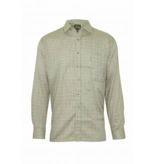 Champion Fine Check Green Cartmel Tattershall Shirt