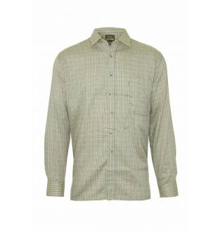 Champion Fine Check Green Cartmel Tattershall Shirt