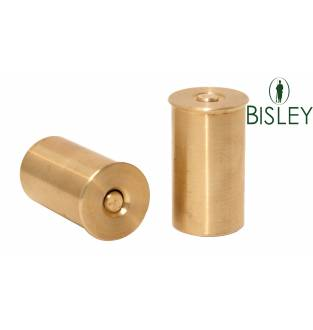 Bisley 12 Gauge Brass Snap Caps Pair