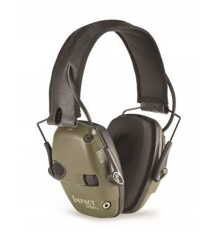 Howard Leight by Honeywell Impact Sport Electronic Shooting Sports Earmuff