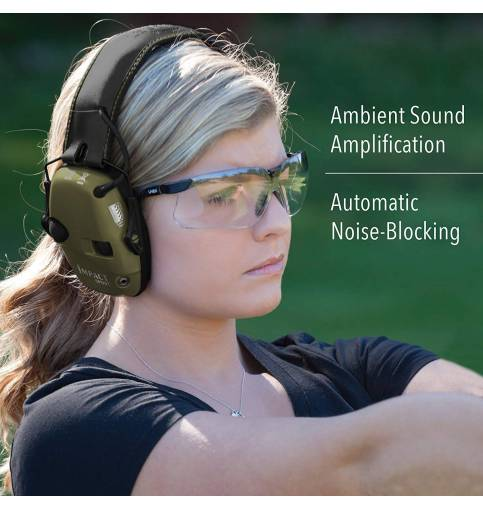 Jack Pyke Pro Sport Ear Plugs Hearing Protection//Ear Defenders Clay Shooting