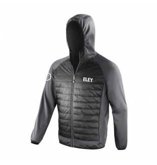 ELEY Tech Padded Jacket Black/Grey