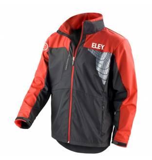 ELEY Tech Soft Shell Jacket Black/Red