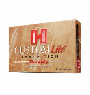 Hornady Custom Lite .30-06 Sprg 125gr SST (Box of 20)