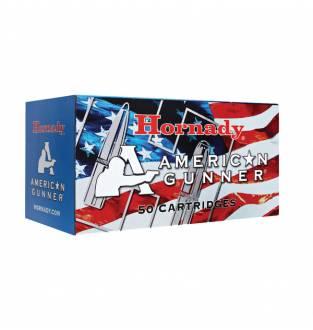 Hornady American Gunner 6.5 Creedmoor 140gr BT HP (Box of 50)